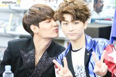 Sangdo & Hojoon ♥ | Topp Dogg