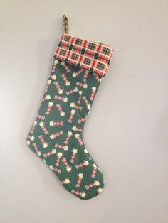 Awesome Dear Stella Christmas stocking!