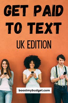 Always on your mobile? Why not GET PAID TO TEXT UK!   get paid to text chat uk   get paid to answer text messages uk   get paid to text online uk   can i get paid to text   how to get paid to text   make money texting uk   Work From Home Jobs, Make Money From Home, Way To Make Money, Make Money Online, Earn Extra Cash, Making Extra Cash, Extra Money, Matched Betting, Apps That Pay