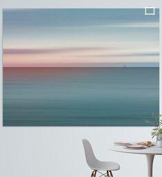 Just silence #print #minimal #minimalism #sea #water #sky #sunset