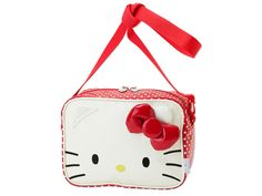 Hello Kitty School Kids Face Shoulder Bag SANRIO