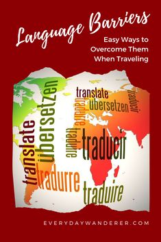 Easy ways to overcome language barriers when traveling abroad | Travel Hacks | Language Barrier Funny | Language Barrier Quotes | Language Barrier Activities | Language Barrier English | Language Barrier Games | Language Barrier Memes | Travel Abroad Tips | Travel Abroad Checklist | Travel Abroad Packing List | Travel Abroad Outfits | International Travel Tips | International Travel Essentials | Foreign Language Learning | European Trip | European Travel | European Vacation