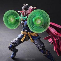 MARVEL UNIVERSE Square Enix Play Arts Kai Action Figure : Dr. Strange  #marvel #drstrange #actionfigure #moviefigures #hypetokyo