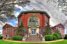Louisville, Kentucky~Chapel on the campus of Sacred Heart Academy. Absolutely Beautiful!