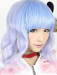 Lolita Wave Wig Inspired by Blue and Pink Mixed... – USD $ 19.99 May or may not be my next wig purchase... <3