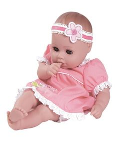 Look at this Adora Dolls Garden Party Playtime 13'' Doll on #zulily today!