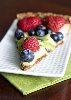 Sweet Tooth: Fruit Tart with Vanilla Pastry Cream