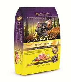 Zignature Turkey Dry Dog Food, 13.5-Pound ** Click on the image for additional details.