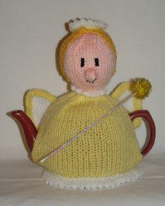 Tea Fairy (yellow)