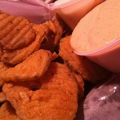 Texas Roadhouse Fried Pickles Recipe