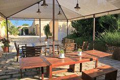 """Gazebo sul baglio - Relax area in the """"bagghiu"""""""