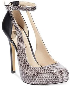 Just bought these!! INC International Concepts Women's Lucey Pumps