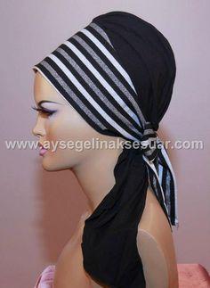 Ready To Wear Hijab  Code 4 by HAZIRTURBAN on Etsy, $12.00