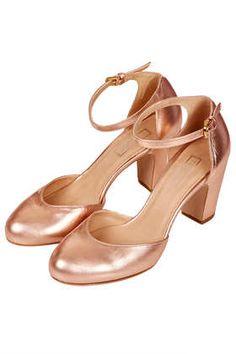 Topshop | JELOUS 2 Part Mid Court Shoes | $100