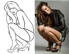 Las 20 mejores poses para una sesión de fotos femenina