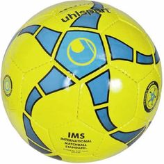 The Uhlsport Medusa model balls are great to look at and to play with. german design brings the best quality to your game.