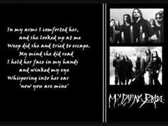 My Dying Bride - One Of Beauty's Daughters