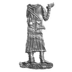 Pilgrimbag. 14th century
