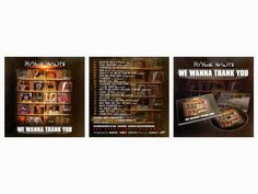 "JESSIE SPENCER: Mixtape Stream: Raekwon (@Raekwon) and Roads-Art (@roadsart) - ""We Wanna Thank You"" (Listen/Download)"