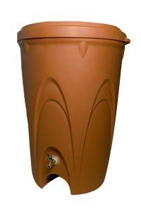 AquaScape 98766 Rain Barrel Terra Cotta -- To view further for this item, visit the image link.