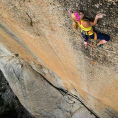Yosemite slab