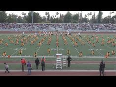 Kyoto Tachibana High School Green Band - 2018 Pasadena Bandfest - YouTube