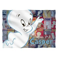 "Checkout our #LicensedGear products FREE SHIPPING + 10% OFF Coupon Code ""Official"" Casper The Friendly Ghost/Casper And Covers-Pillow Case-White-One Size - Casper The Friendly Ghost/Casper And Covers-Pillow Case-White-One Size - Price: $25.99. Buy now at https://officiallylicensedgear.com/casper-the-friendly-ghost-casper-and-covers-pillow-case-white-one-size"