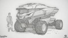 z truck - matador - front