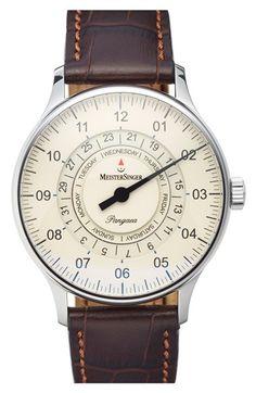 #pangaea MeisterSinger #watch