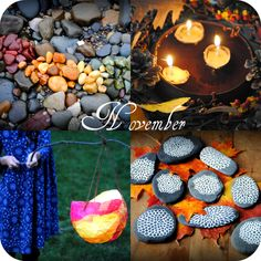 What an amazing blog, lovely end of year post, lots of ideas for each month. This is November.