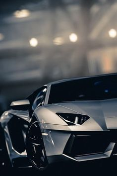 Seriously Stylish Lamborghini Aventador! @PunIntendedMag