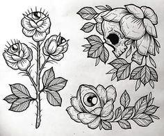 The one in the top corner! Sketch Tattoo Design, Tattoo Sketches, Tattoo Drawings, Art Drawings, Love Tattoos, Beautiful Tattoos, Body Art Tattoos, Tattoo P, Tattoo Flash Art