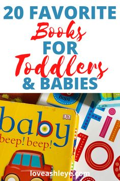 20 Favorite Children's Books of 2020 - Love, Ashley E