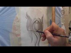 Πως φτιάχνουμε γένια γερόντων. - YouTube Sketch Icon, Sketches, Painting Videos, Painting & Drawing, Writing Icon, Paint Icon, Byzantine Art, Orthodox Icons, Religious Art