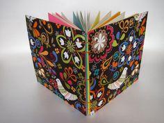 Libreta artesanal de 20x20 cm