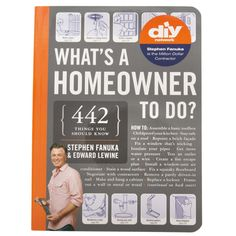 Workman Publishing What's A Homeowner to Do #VonMaur