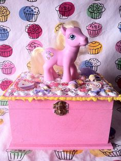 My Little Pony Jewelry Box Inspiration My Little Pony Jewelry Box Cotton Candysugarcubecorner $7000 2018