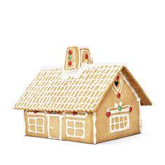 Tigers spisehus. Inden du kaster dig ud i at opføre et rigtigt hus, kan du afprøve talentet med et spiseligt byg-selv- peberkagehus for 30 kroner. Byggevejledning medfølger.  Kr. 30,- #tigerjul