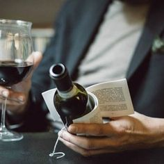 Italian winery launches wines with labels that double as novels
