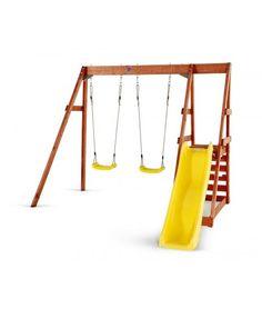 Swing & Slide Platform