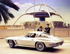 1963 Corvette Stingray Coupe