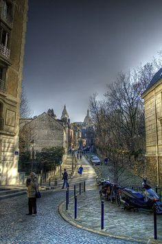 place Dalida - Paris 18e