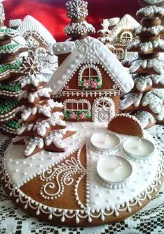 Фото: Рождественский пряник
