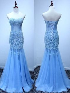 mermaid Prom Dresses,lace up back prom dress,long prom Dress,elegant prom dress,charming evening dress 2017,BD2808
