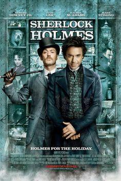 [197] Sherlock Holmes (2009) 15/02/15 (3/5) Genial!