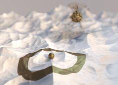Ufo port #heliport #ufo #c4d #abstract #art #vfx #photograph  #mac #apple #adobe #ai #photoshop #render #nature  #camera #float #japan #university #love #l4l #gold #geometric #graphic #lay #everyday #new #cinema4d #plant #monolith by nasatam