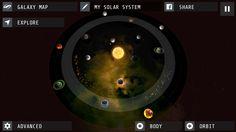 Crea y aprende con Laura: Interstellar. App de simulación que permite crear y personalizar Sistemas Solares