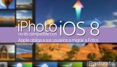 iOS 8 Acaba con iPhoto para iPhone y iPad y Fuerza la Transición a Fotos