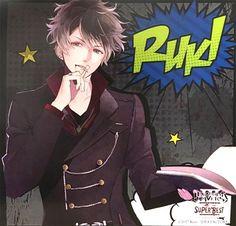 Diabolik lovers bloody songs super best III Ruki Mukami