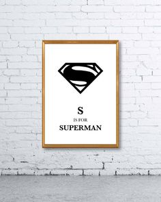 Ashtray rative Funny  Superman printed Fun